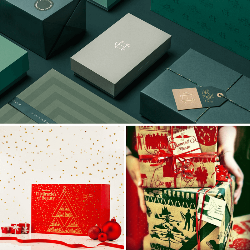 Ideas For Designing Christmas Packaging