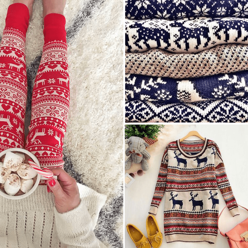 """Get inspired by the style of """"Scandinavian Sweater"""""""